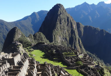St Oswald's Hospice Machu Picchu Trek & Community Project
