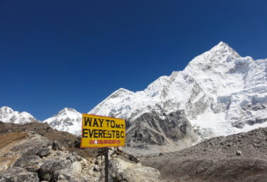 Everest 2021 for Co-op colleagues
