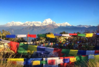 Eden Valley Hospice Trek Nepal and Community Project