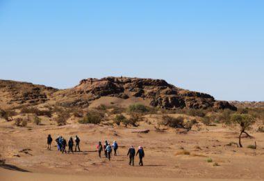 Helen & Douglas House Sahara Desert Trek