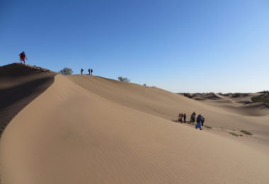 St Catherine's Hospice  Sahara Trek (Week 1) – FULL