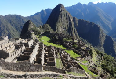 ellenor Trek to Machu Picchu