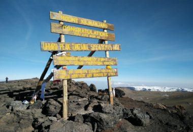 ActionAid Guernsey Climb Kilimanjaro