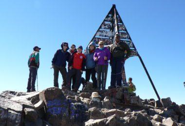 Mt Toubkal Trek
