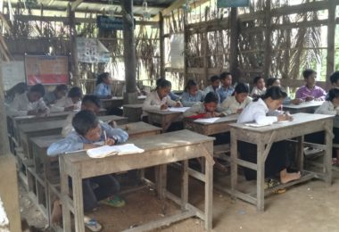 ActionAid Cambodia First Hand Experience 2021 – W2
