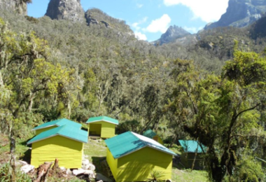 Tusk Rwenzori Mountain Challenge for Conservation