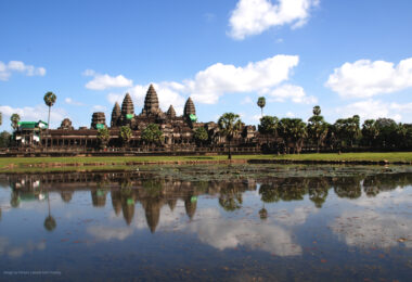 Trek to Angkor Wat & Community Project