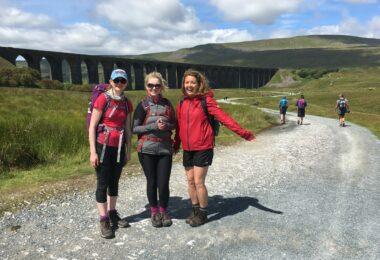 Willen Hospice Yorkshire Three Peaks Challenge