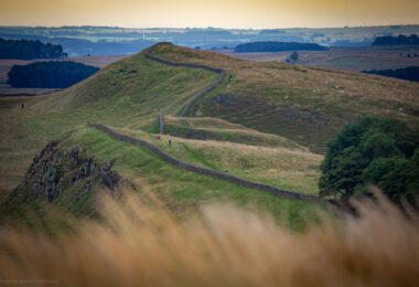 England: Hadrian's Wall Trek (Week 2)