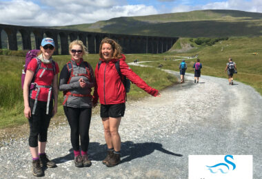 Willen Hospice Yorkshire Three Peaks Challenge