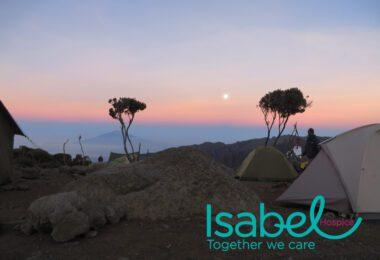 Trek Kilimanjaro: Isabel Hospice