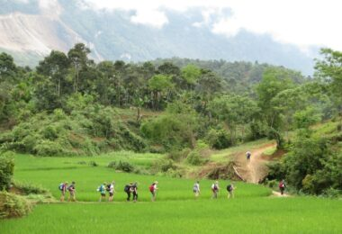 Vietnam: Hill Tribe Trek and Palliative Care Project